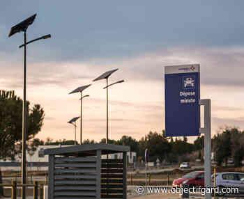 AUTOROUTE Le nouveau parking de covoiturage de Gallargues-le-Montueux inauguré - Objectif Gard