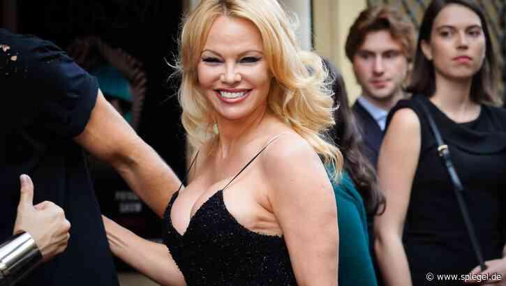Pamela Anderson heiratet ihren Bodyguard: Die x-te Ehe - DER SPIEGEL