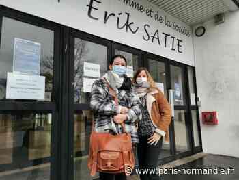 Des étudiants de Mont-Saint-Aignan retrouvent le chemin de l'université avec des cours en présentiel - Paris-Normandie