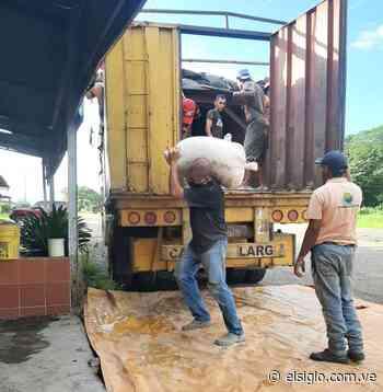 Se fortalece producción de harina de maíz en Camatagua elsiglocomve - Diario El Siglo