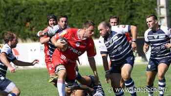 """Villefranche-de-Lauragais. Rugby : Thomas Mignonat, ce """"joker"""" blagnacais - ladepeche.fr"""
