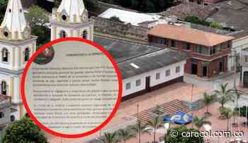 ELN no se atribuyó panfleto amenazante en Capitanejo - Caracol Radio
