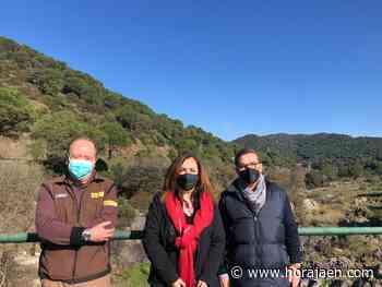 Jaén conserva su ecosistema en el Centro Lugar Nuevo y Selladores-Contadero - HoraJaén