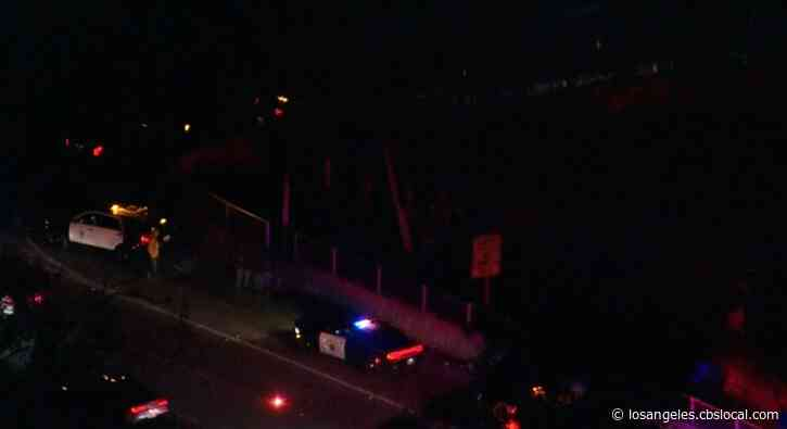 1 Killed, Another Injured Near 110 Freeway In Montecito Heights After Double Shooting