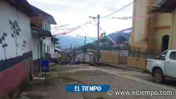 Decapitaron a un campesino en Yarumal, Antioquia - El Tiempo