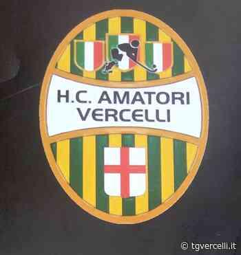 Hockey serie B: colpaccio dell'Amatori che va a vincere a Biassono - tgvercelli.it