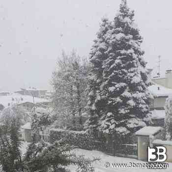Foto Meteo: Neve A Biassono..28122020 « 3B Meteo - 3bmeteo