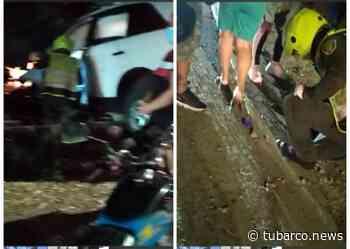 """Yumbo: 'Pili' y el motorizado que la transportaba murieron en el sitio, conductor de la camioneta """"se voló"""" - TuBarco"""