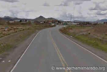 Piden que la ruta Ayaviri- Santa Rosa sea declarada en libre competencia - Pachamama radio 850 AM
