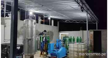 Pobladores de Otuzco impulsaron funcionamiento de planta de oxígeno - Diario Correo