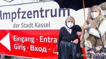 Anna Maria Braun aus Obergrenzebach hat ihre erste Impfung bekommen - HNA.de