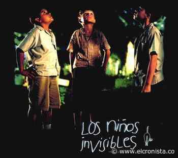 Los Niños Invisibles visibilizan a Ambalema - El Cronista
