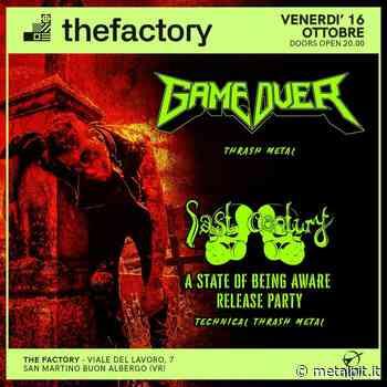 GAME OVER + LAST CENTURY @ The Factory, San Martino Buon Albergo (VR) - 16/10/2020 - MetalPit.it - MetalPit