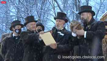 Punxsutawney Phil Sees His Shadow, Predicts Six More Weeks Of Winter