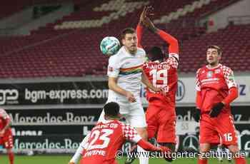 VfB Stuttgart gegen FSV Mainz 05 - Darum ist Waldemar Anton der Spieler des Spiels - Stuttgarter Zeitung