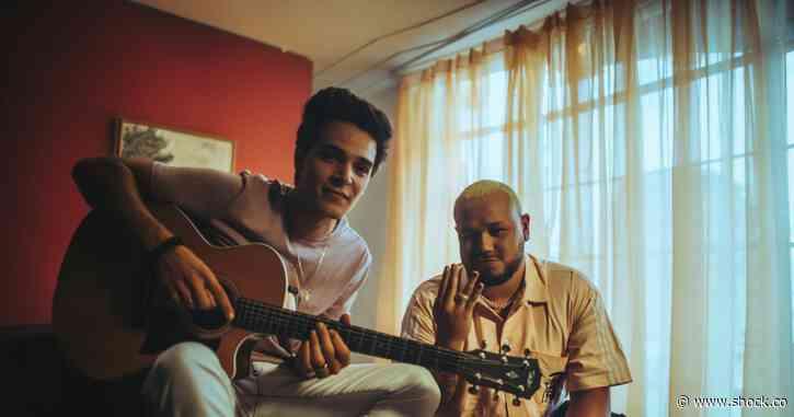Alejandro Santamaría y Yera inician su año laboral con la canción 'Solita' - Shock