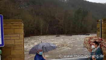 Glan-Pegel stieg: Meisenheim ist gegen Hochwasser gewappnet - Rhein-Zeitung
