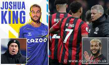 Can Joshua King rediscover his best form after cut-price Everton move?