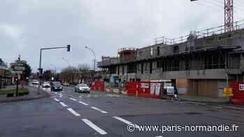 La Ville de Bois-Guillaume entend rattraper son retard en construction de logements sociaux - Paris-Normandie