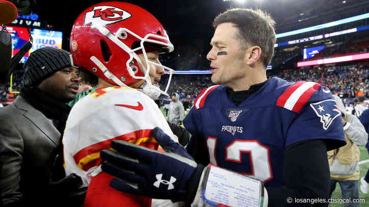 Tom Brady Explains Why He Sought Out Patrick Mahomes After 2018 AFC Championship Game