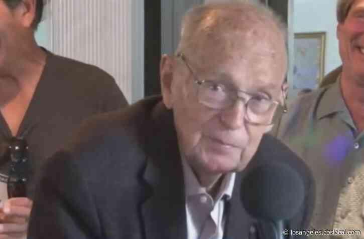 Legendary LA Newsman Pete Noyes Dies At 90