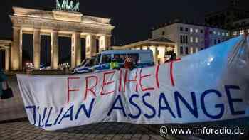 Julian Assange - Held oder Verräter? - Inforadio vom rbb