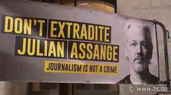 Gezielte Rufschädigung: Warum tun wir uns mit Julian Assange so schwer? - BR24