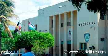 Apresan hombre sospechoso robo de 1.7 millón de pesos en Montecristi - Diario Libre