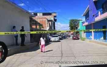 Encuentran muerto a dueño de Bar en Suchiapa - El Heraldo de Chiapas