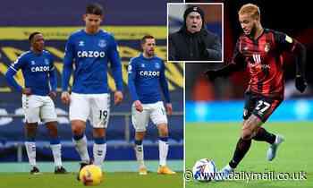 Everton boss Carlo Ancelotti hopes Joshua King will spur forwards including Richarlison to improve