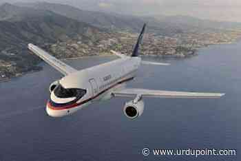 Sukhoi Superjet Plane Returns to Nizhny Novgorod Airport Over Engine Issue - Police - UrduPoint News