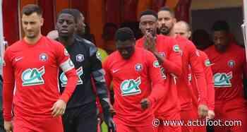 """Stéphane Cabrelli (Linas-Montlhéry) : """"Un match plein malgré le peu de préparation"""" - Actufoot"""
