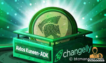 Changelly Lists Aidos Kuneen Market Network's Coin ADK   BTCMANAGER - BTCMANAGER