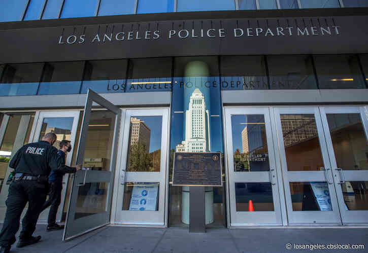 LA, Police Union Reach Tentative Deal To Avoid Layoffs