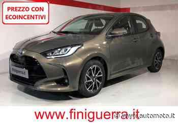 Vendo Toyota Yaris 1.5 Hybrid 5 porte Trend nuova a Poggiridenti, Sondrio (codice 8476946) - Automoto.it