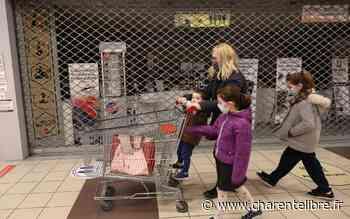 La galerie de Géant de Champniers fermée, celle d'Auchan La Couronne aussi - Charente Libre