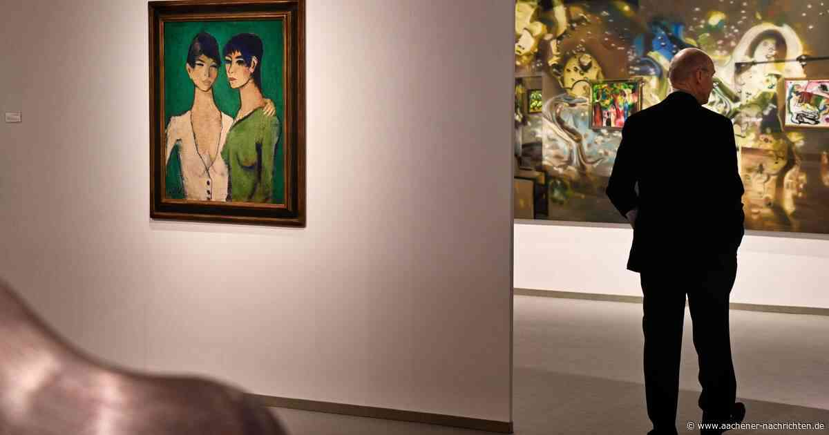 Kunstmesse Art Cologne wird erneut verschoben - Aachener Nachrichten