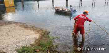 Corpo de homem que sumiu em Iturama ao saltar de ponte no Rio Grande é encontrado - G1