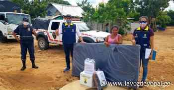 Ayudas humanitarias para familias damnificadas en Paz de Ariporo - Noticias de casanare - La Voz De Yopal
