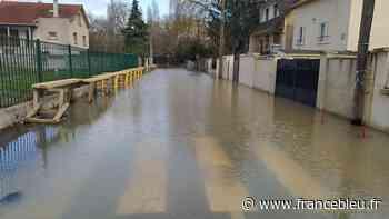 Crues : Villeneuve-Saint-Georges doit concilier inondations et Covid-19 - France Bleu