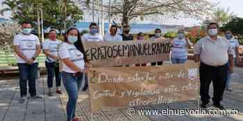 Rector de la IE Francisco Hurtado de Venadillo será removido luego de protestas en su contra - El Nuevo Dia (Colombia)