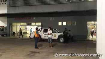 Intento de asalto en la carretera Chazuta – Shapaja deja una persona herida de bala - Diario Voces