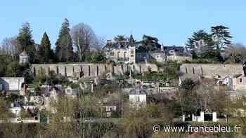 Rochecorbon : l'ancien maire de Tours Christophe Bouchet veut réhabiliter le château de Sens - France Bleu