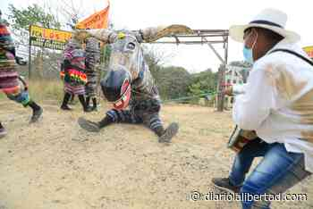 Pital de Megua se goza el carnaval con 'El Burro Corcoveón' - Diario La Libertad