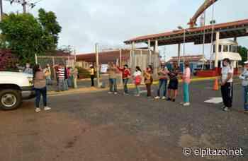 Anzoátegui | Residentes de San Tomé protestan para exigir agua - El Pitazo