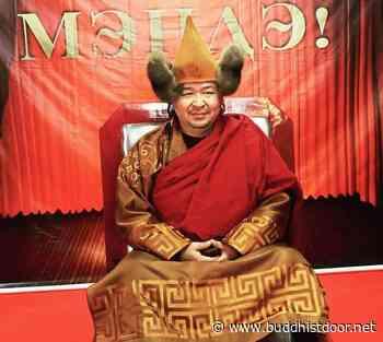 Deputy to Khambo Lama Enthroned in the Irkutsk Region of Russia - Buddhistdoor Global
