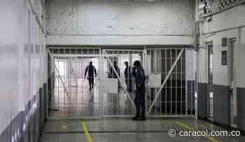 Preso de la cárcel de Cómbita, a responder por asesinato de un compañero - Caracol Radio