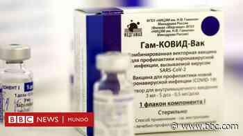 "Sputnik V: la vacuna rusa contra el coronavirus muestra en un estudio de ""The Lancet"" una eficacia de 92% - BBC News Mundo"