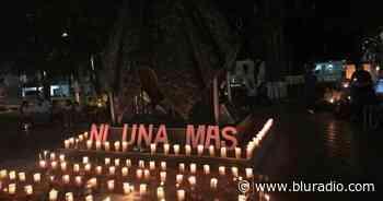 Rechazan presunto feminicidio en zona rural de Caramanta, Antioquia - Blu Radio