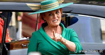 Royals - Sarah Ferguson: Die Herzogin des Dramas • NEWS.AT - NEWS.at